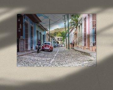 VW Kever in Trinidad