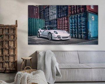 Urban Porsche 911 von Martijn van Dellen