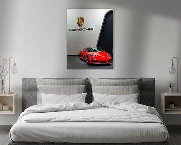Porsche 911 Carrera S Sportwagen von Sjoerd van der Wal