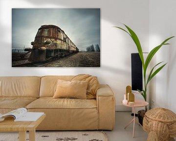 Urbex - Train