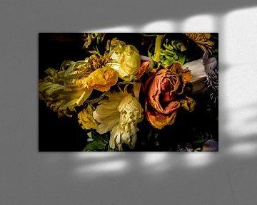 Bloemstilleven van Annemarie Ostendorf