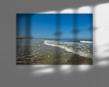 Sylt - op het strand van Norbert Sülzner