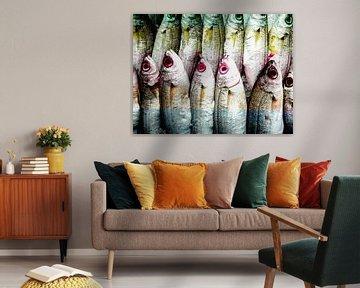 Fish, and nothing but Fish von Marja van den Hurk