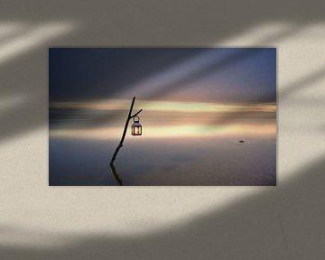Stiklte aan het IJsselmeer van John Leeninga