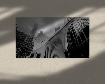 world trade center Transportation hub Oculus van ticus media