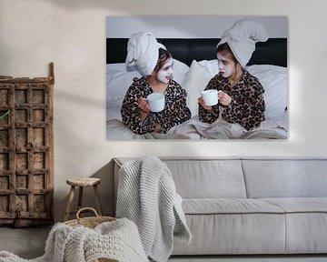 Zusjes von Tatia Mogelashvili