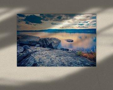 Fryken meer, Värmland sur Bart Sallé