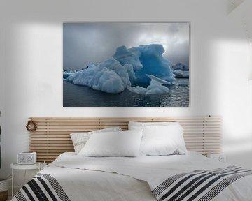 Icelandic Ice 02 van Diebe Media
