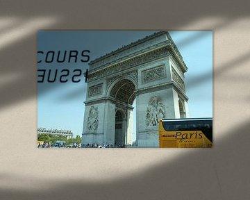 'Arc de Triomphe' van YVON Bilderbeek