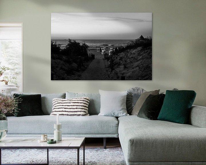 Beispiel: Strand Heringsdorf von Iritxu Photography