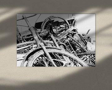 opgedoken fiets von iris doff