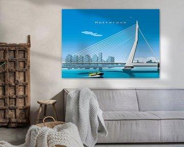 Rotterdam von Martino Romijn