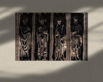 Religie beelden op een rij.