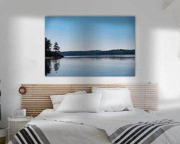 meer in zweden van Nienke Stegeman