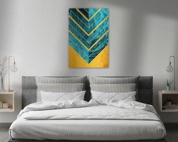 Geometric XXXXII von Art Design Works
