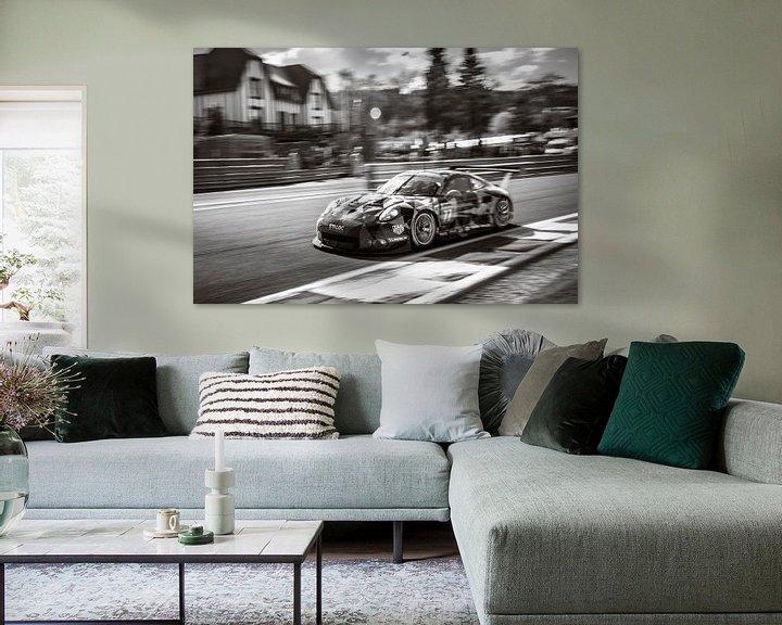 Beispiel: Dempsey Proton Racing Porsche 911 RSR von Sjoerd van der Wal