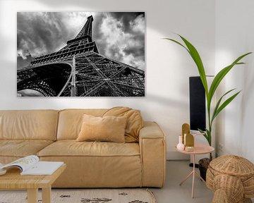 Eiffelturm in Paris von Michael Bollen