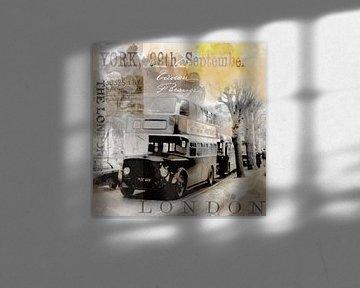 Vintage London von Andrea Haase