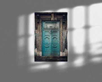 Old door von Sander van der Werf