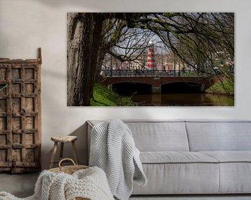 Breda - Park Valkenberg - Vuurtoren van I Love Breda