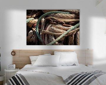 Ketting vs. touw von BSO Fotografie