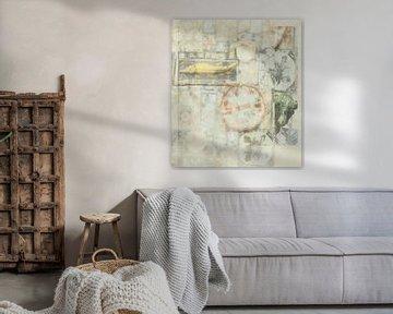 Antieke Collage von Susan Stiletti