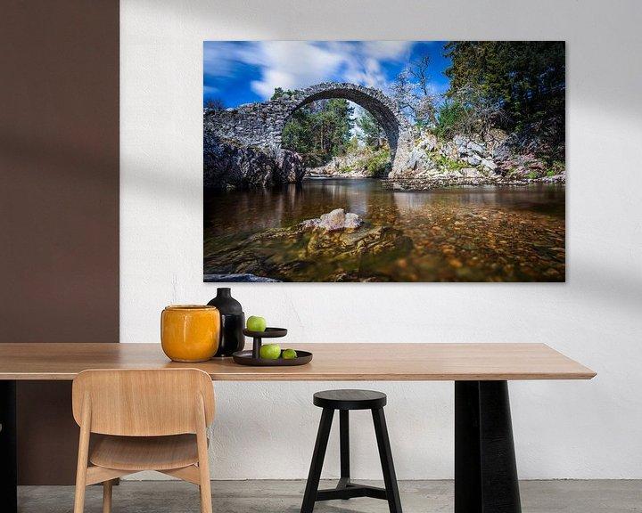 Impression: Carrbridge sur Remco Bosshard