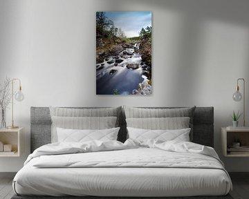 Rogie Falls - Schotse hooglanden