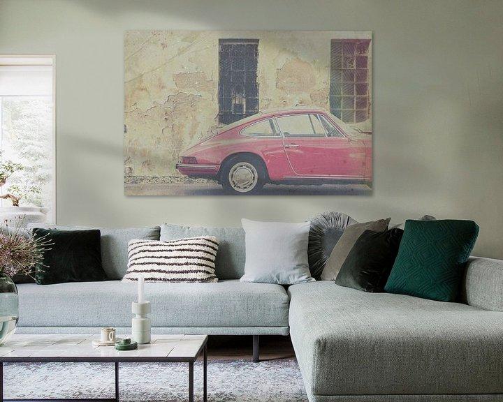 Sfeerimpressie: Porsche 911 van Wolbert Erich