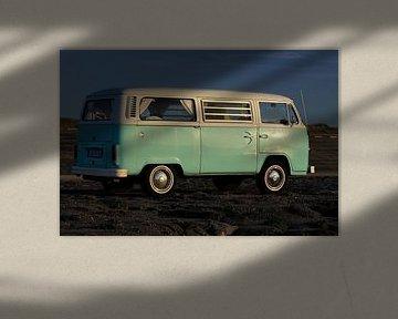Volkswagen Transporter van MSP Canvas