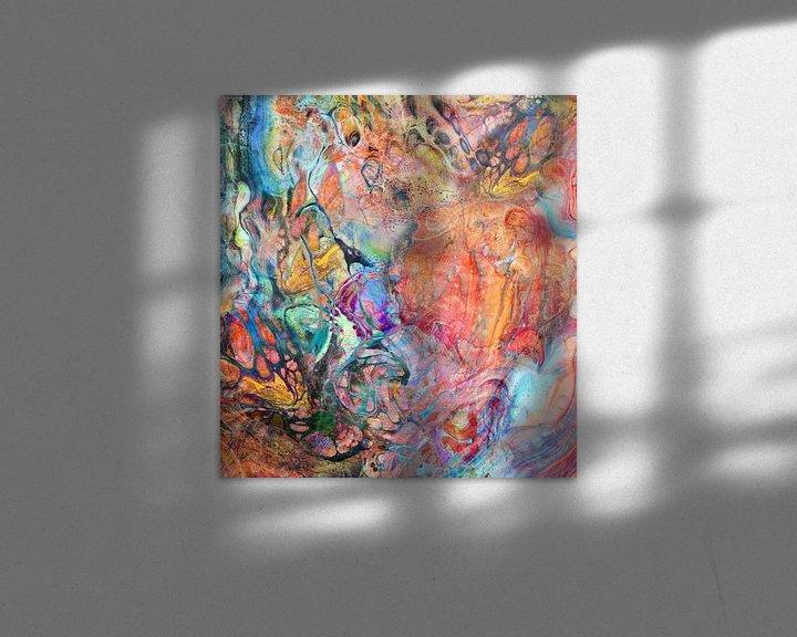 Sfeerimpressie: Abstract V van Jacky