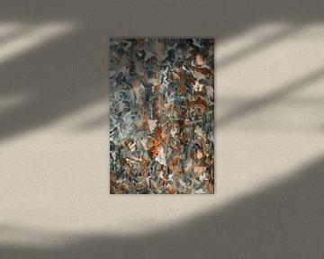 SoHo - New York van Willie Roosenbrand Art
