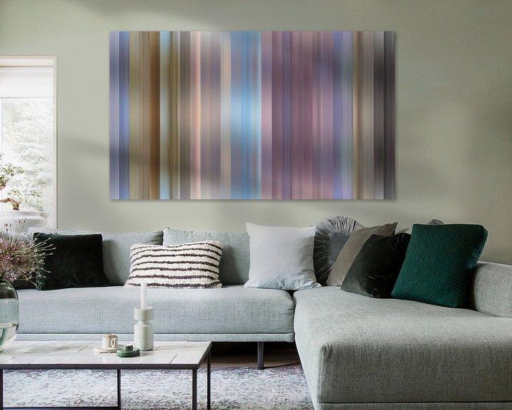 Sfeerimpressie: Kleurenpalet van de Heide in Nederland van Reina Nederland in kleur