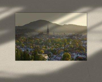 Freiburg im Herbst von Patrick Lohmüller