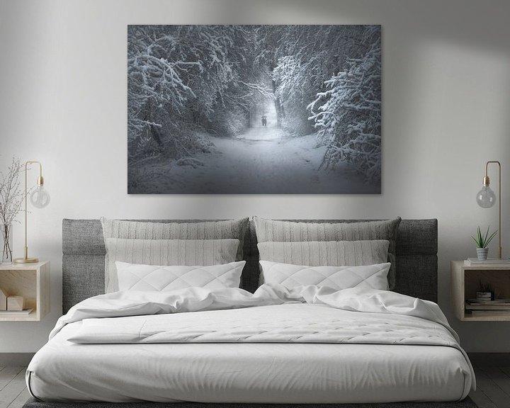 Beispiel: Winter's Gate von Daniel Laan