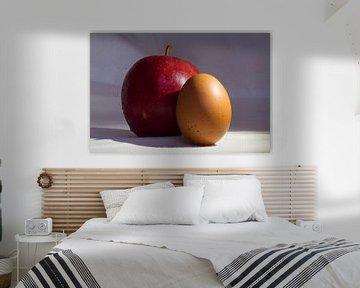 Voor een appel en een ei van Gert-Jan Kamans
