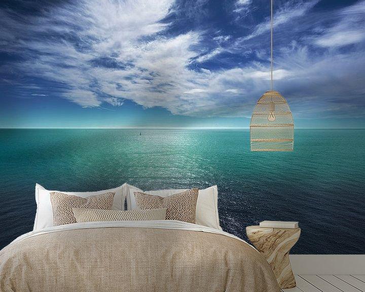 Sfeerimpressie behang: 0930 Sailing van Adrien Hendrickx