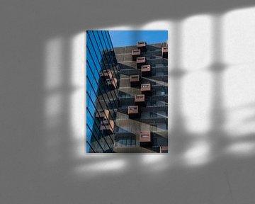 Moderne Architektur von Michael van der Tas