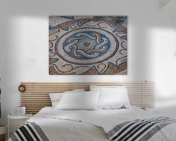 Römisches Mosaik von Martijn Joosse