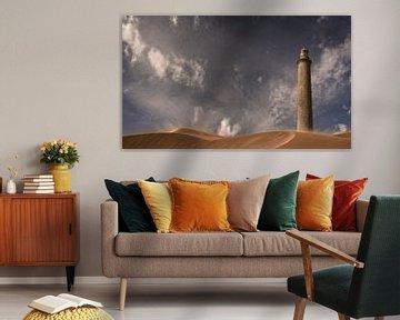 0179 Lighthouse in the desert