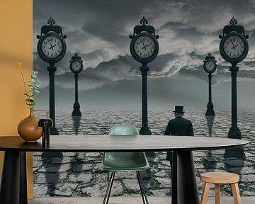 Loop door de tijd (2) van Ursula Di Chito