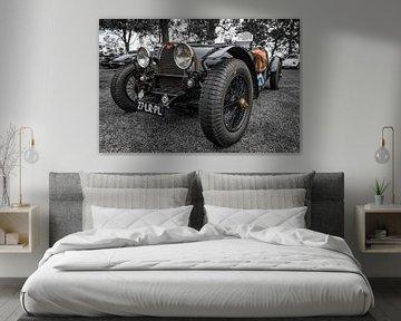 Bugatti Type 35 van Nico Roos