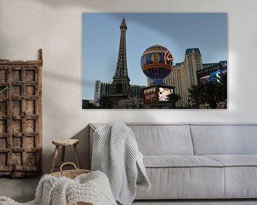 Las Vegas Verenigde Staten van Amerika. The Strip. van Marije van dijk