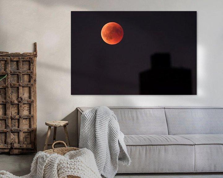 Beispiel: Blutmond von René van der Horst