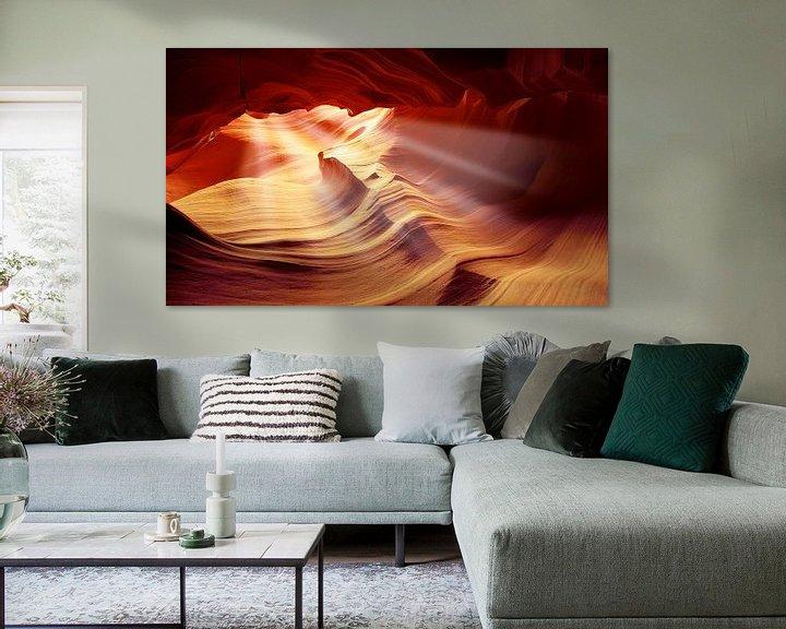 Sfeerimpressie: 0885 Antelope III van Adrien Hendrickx