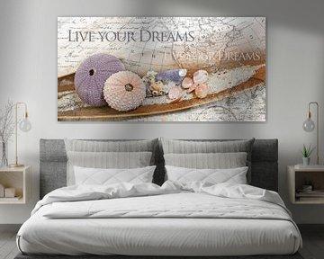 Lebe deine Träume von christine b-b müller