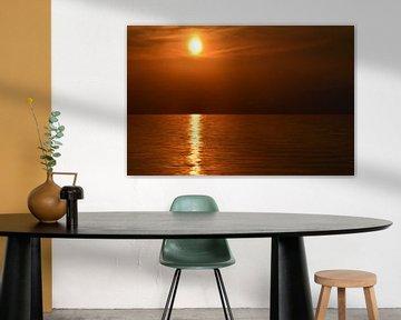 Italian sunset van Jaco Verheul