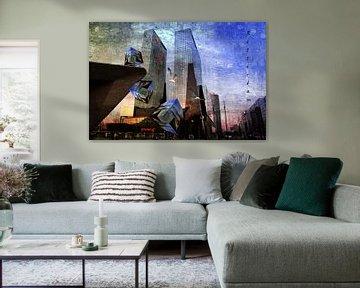 Rotterdam Zentrum von Carla van Zomeren
