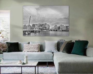 De Amstelsluizen – Amsterdam van Tony Buijse