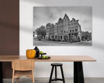 Kadijksplein - Amsterdam von Tony Buijse